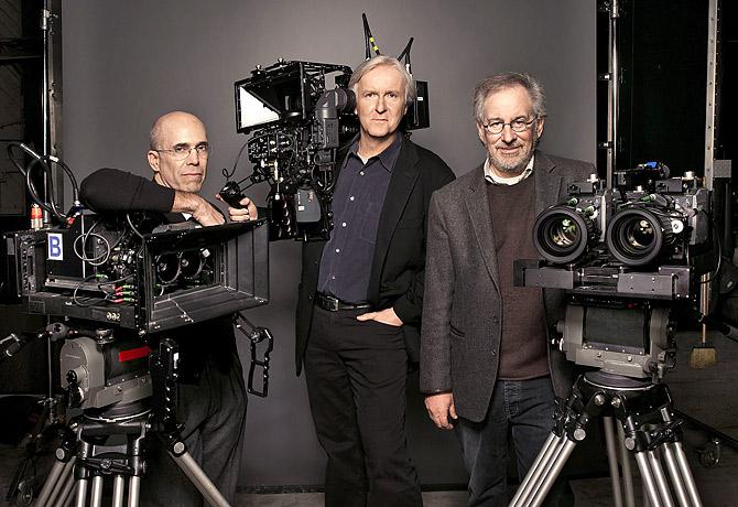 Spielberg et Cameron